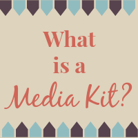 what is a media kit