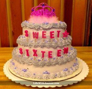 My Daughter's Sweet 16 Party {photos + DIY ideas}