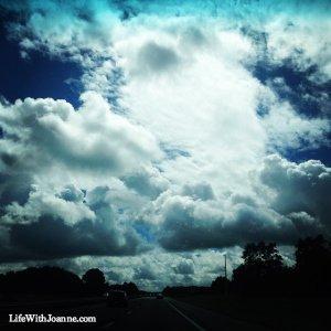 Florida Sky {wordless wednesday + linky}