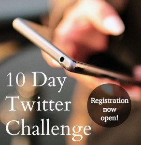 10 Day Twitter Challenge {starts 7/6 – join now!}