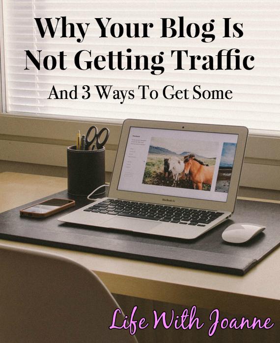 Get Blog Traffic