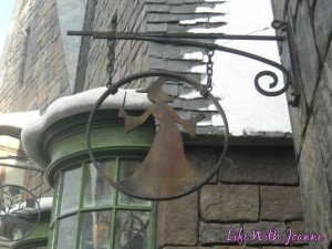The Wizarding World Of Harry Potter #WordlessWednesday