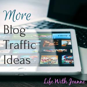 More Blog Traffic Ideas