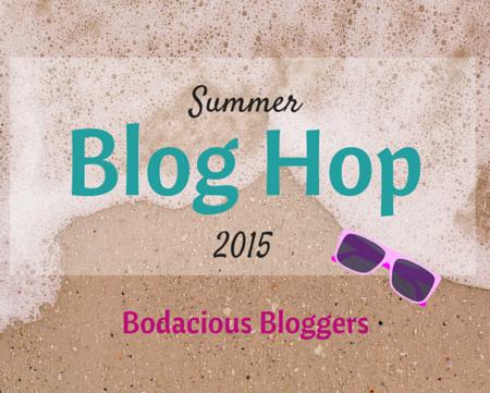 Summer Blog Hop 2015