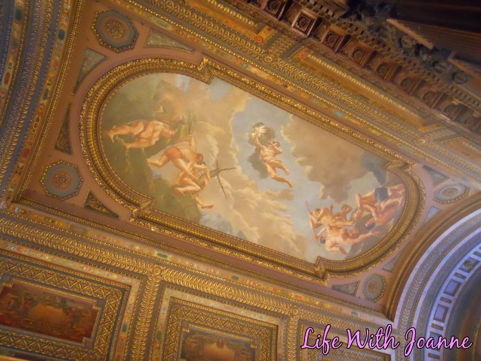NY Public Library ceiling 2