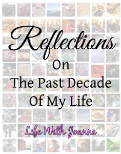 Reflections On The Past Decade Of My Life