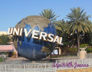 Universal Studios #WordlessWednesday
