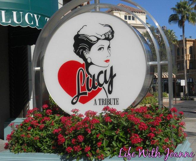 Universal Studios Lucy