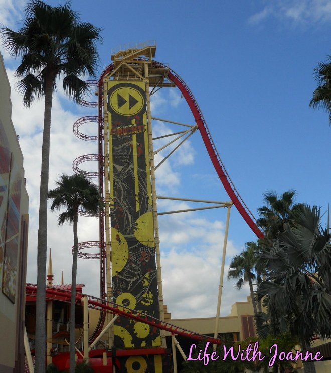 Universal Studios Rip Ride Rocket