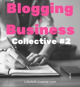 Blogging + Business Collective #2