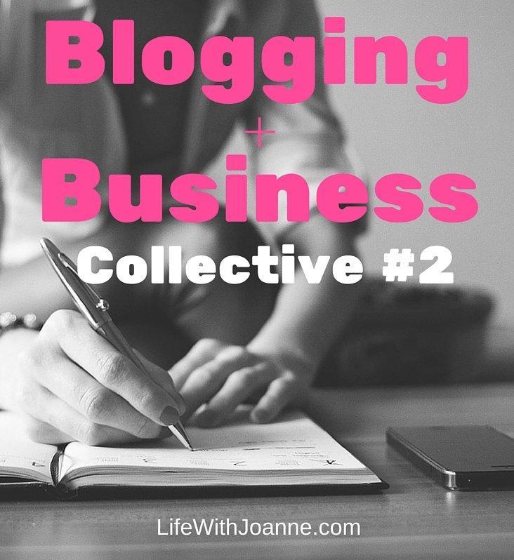 Blogging+ Business #2