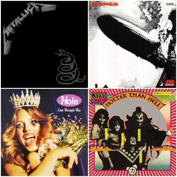 Top Ten Albums (2)