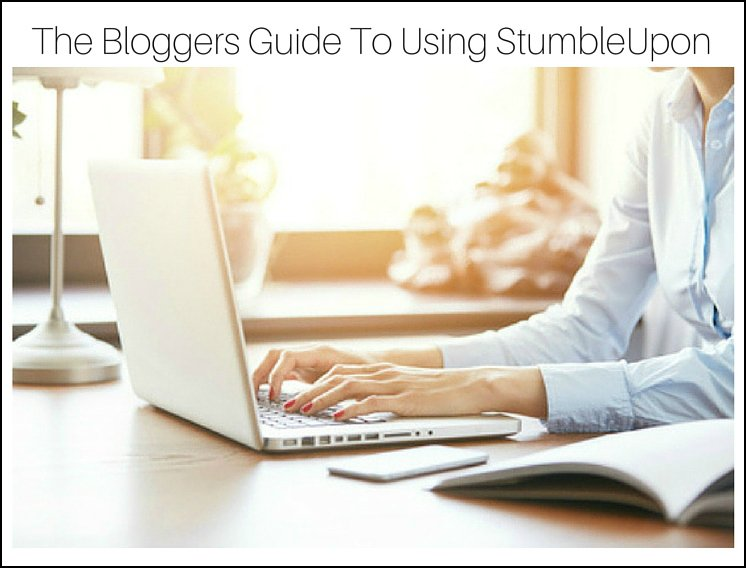 The Bloggers Guide To Using StumbleUpon