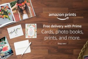 Amazon Offers Photo Printing Made Easy + $100 & $500 Amazon GC Giveaway