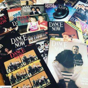 21 Back Issues of Dance Teacher Magazine
