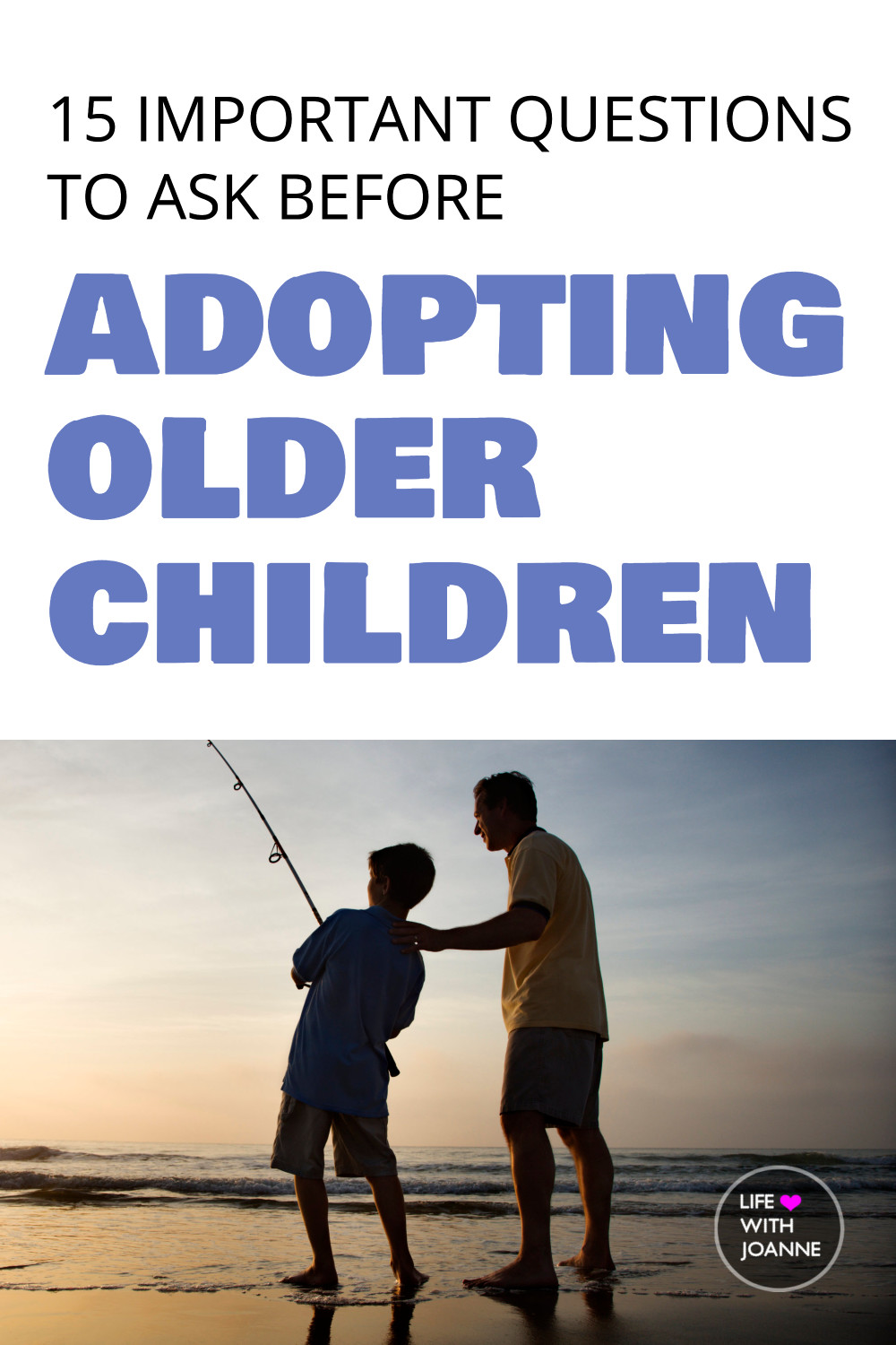 Adopting older children