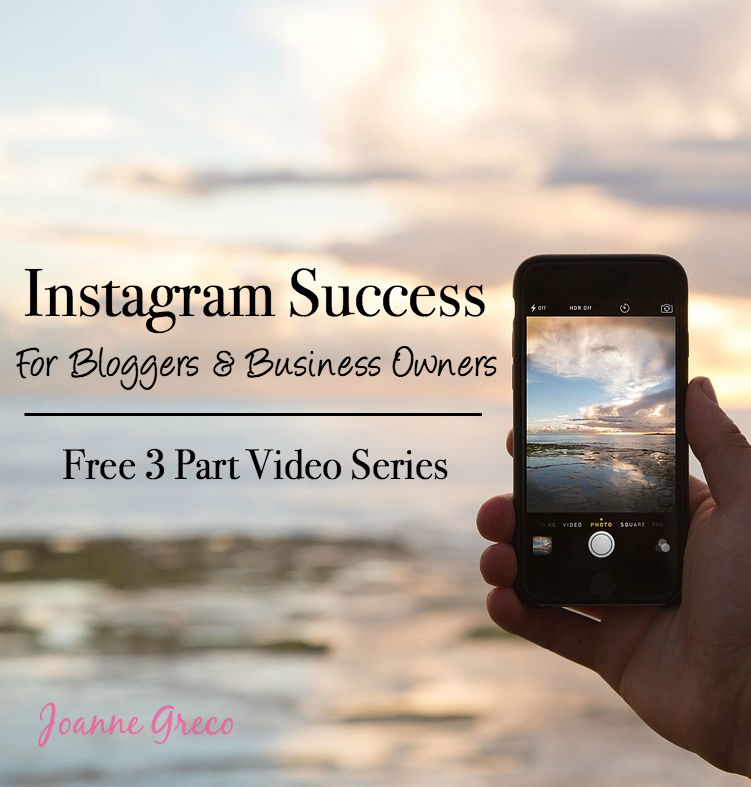 Instagram Success Video Series #instagram