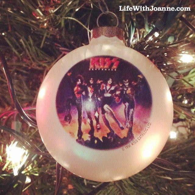 KISS Ornament
