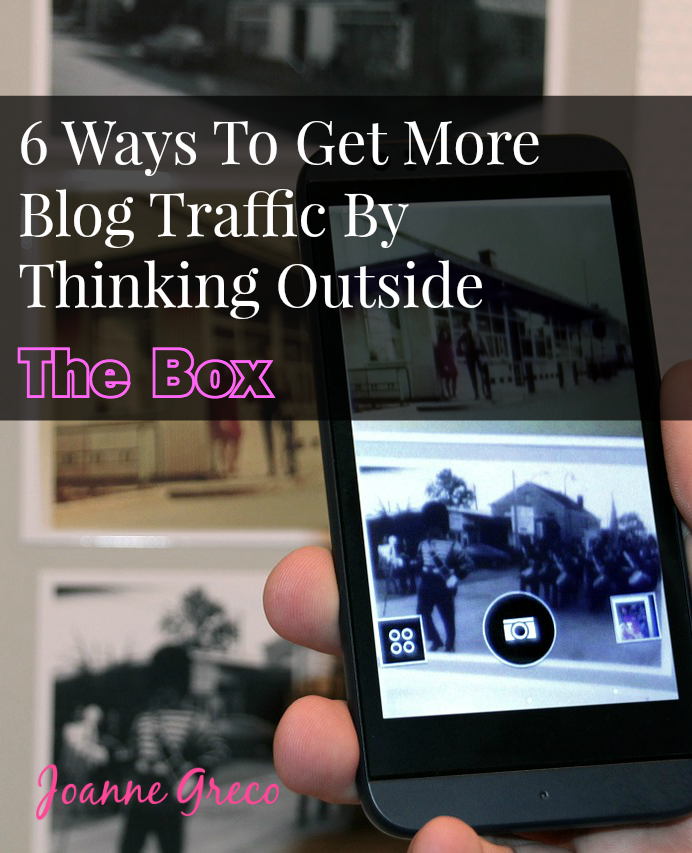 Get More Blog Traffic #blogging #marketing