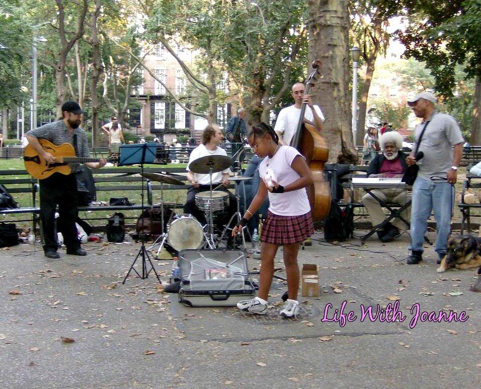 Street band 1