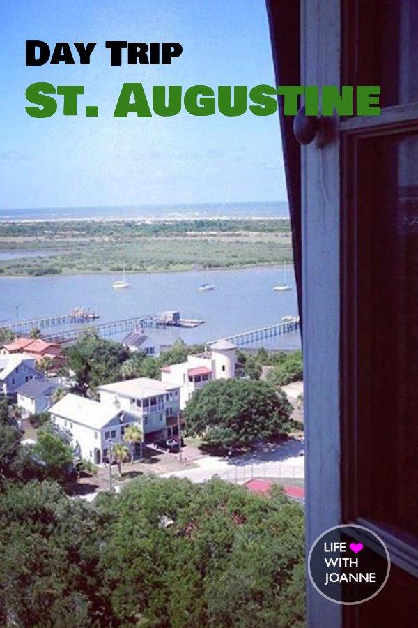 day trip st. augustine