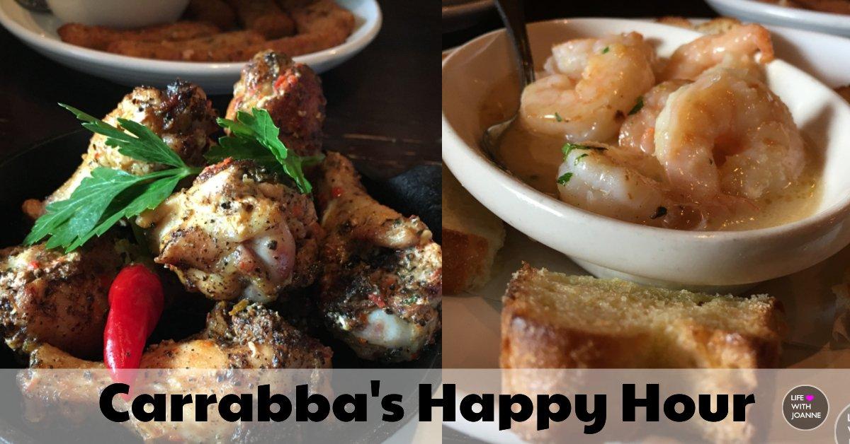 Carrabba's happy hour