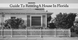renting a house in florida