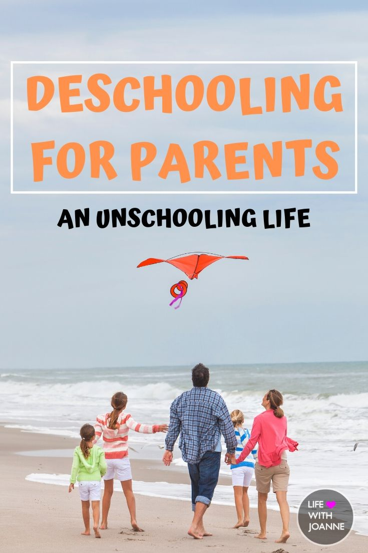 Deschooling for parents