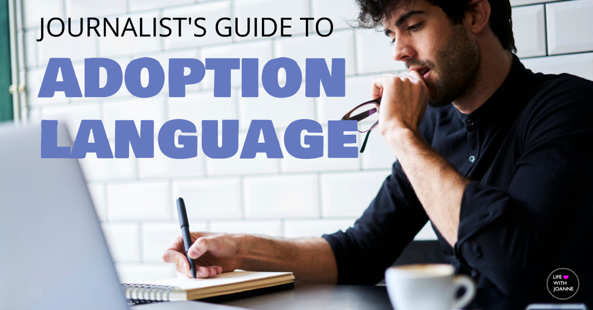 Guide to adoption language