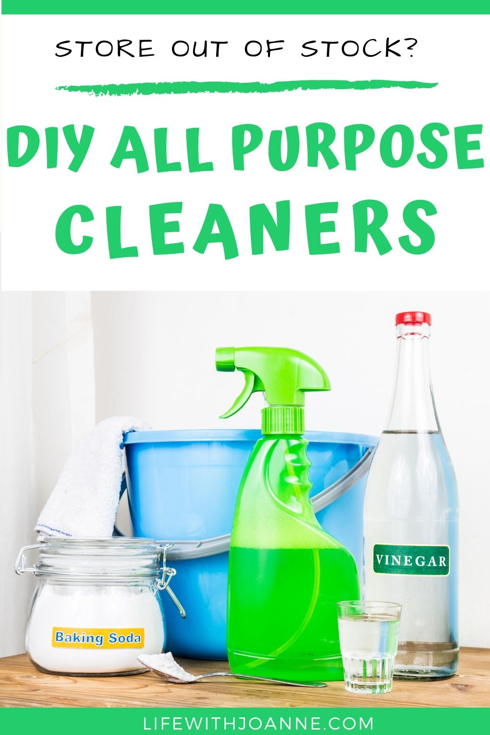 DIY All Purpose Cleaners
