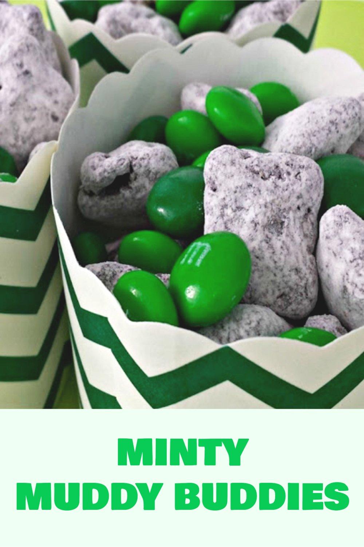 Mint Muddy Buddies
