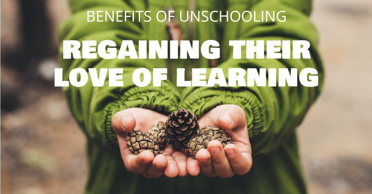 Unschooling benefits