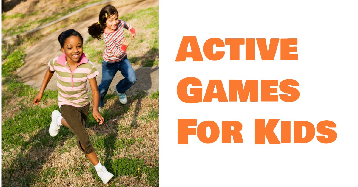 Games for kids to play outside